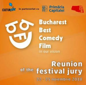 Festivalul Bucharest Best Comedy Film, 2018