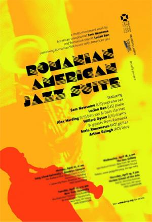 Romanian-American Jazz Suite, The - Sam Newsome & Lucian Ban Ensemble