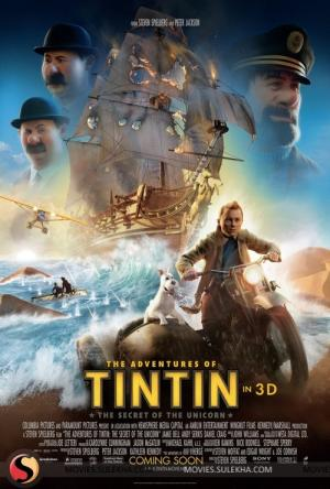 Adventures of Tintin: The Secret of the Unicorn, The