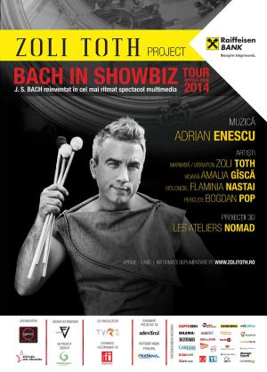 Turneul Bach in ShowBiz, 2014