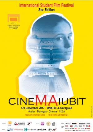 Festivalul de film CineMAiubit 2017