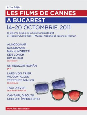 Les Films de Cannes à Bucarest, 2011