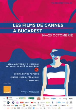 Les Films de Cannes à Bucarest, 2016