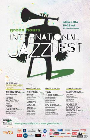 Green Hours International Jazz Fest, 2011