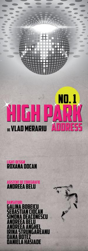No.1 High Park Address