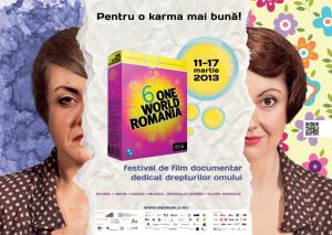 Festivalul de Film Documentar One World România, 2013