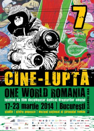 Festivalul de Film Documentar One World România, 2014
