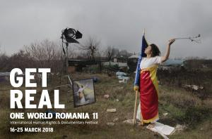 Festivalul de Film Documentar One World România, 2018