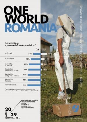 Festivalul de Film Documentar One World România, 2020