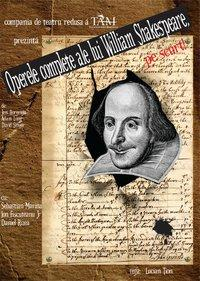 Operele complete ale lui William Shakespeare, pe scurt!
