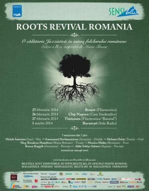 Roots Revival Romania, 2014