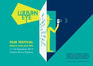 Urban Eye Film Festival, 2015
